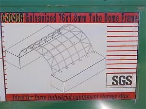 Heavy Duty 40x40 Single Truss Seacan Container Shelter