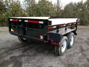 Contractor Dump Trailer - Starting at $105/Month Kitchener / Waterloo Kitchener Area image 4