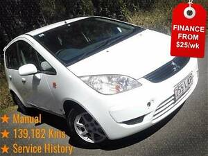 2008 Mitsubishi Colt Hatchback - Own It From Only $25/wk! Mount Gravatt East Brisbane South East Preview