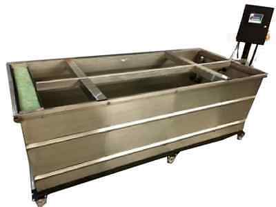 Hydrographic Printing 8 Ss Steel 2 Tank Water Transfer W Touch Screen Control