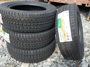 New 235/60R18 $490 for4, 235/50R18 $530 for 4, winter tires
