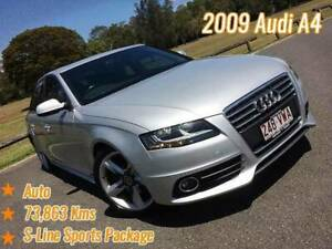 2009 Audi A4 B8 Sedan 4dr multitronic 8sp 1.8T [MY10] Mansfield Brisbane South East Preview