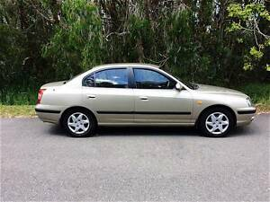 2004 Hyundai Elantra Sedan Mount Gravatt East Brisbane South East Preview
