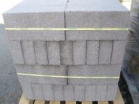 Pack of 72 Concrete Blocks (Delivery Available 6 days a week)