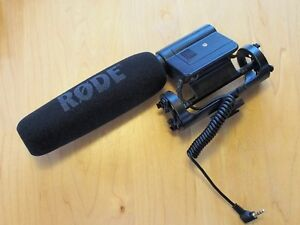 RODE Broadcast Quality VideoMic for sale in Osoyoos