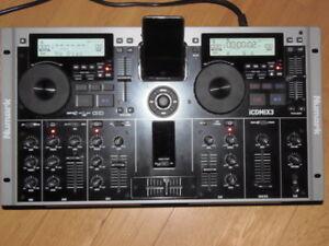 Numark iCDMIX 3 Dual MP3/CD Performance System