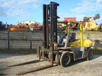 TCM FD70 Forklift