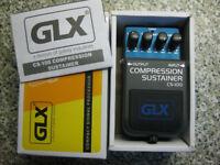 GLX CS-100 Compressor Sustainer - BOSS CS-3 circuit