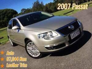 2007 Volkswagen Passat Type 3C V6 FSI Sedan 4dr DSG 6sp 3.2i Mansfield Brisbane South East Preview