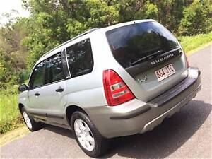 2004 Subaru Forester Wagon - Own It From Only $30/wk! Mount Gravatt East Brisbane South East Preview