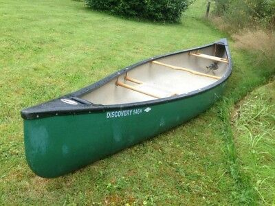 Old Town Canoe Discovery 146k