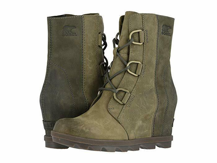 NIB SOREL Women's Joan of Arctic Wedge II Waterproof Boots i