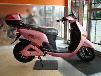 PINK GIO SCOOTER