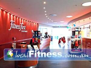 Fitness First Platinum Membership St Leonards Willoughby Area Preview