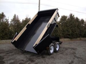 Contractor Dump Trailer - Starting at $130/Month