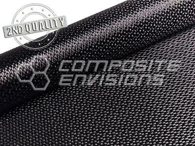 2nd Quality Carbon Fiber Fabric 4 Hs 3k 5.5oz186gsm Toray T300 With Tracers 50