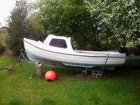 WANTED - Orkney Boat