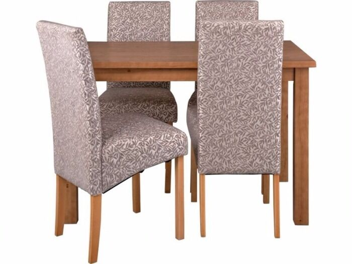 Wow Madison Dining Table 1 Year Old H75xL150xW73cm No Chairs Included