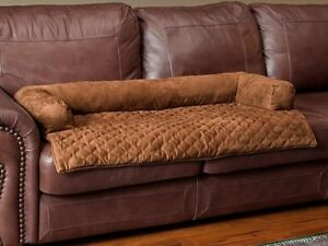 Solvit Waterproof Bolstered Pet Dog Cat Couch Sofa