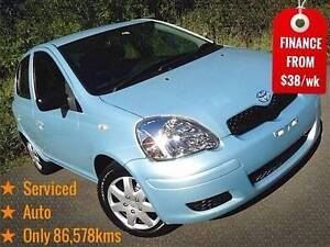 2004 Toyota Echo Hatchback - Own It From Only $38/wk! Mount Gravatt East Brisbane South East Preview