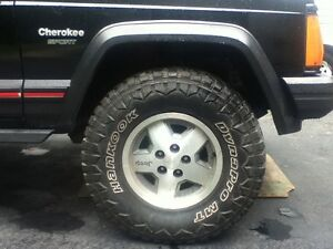 """Looking for decent 31"""" tires"""