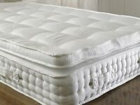 NEW Mattress Deals from BZAMS Orthopaedic, Memory Top, Luxury Pocket Sprung, Dual Coil. Celebrity