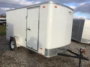 Moving?  Trailers for rent