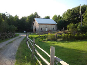 WANTED:  Shed/barn/garage/workshop to rent long-term