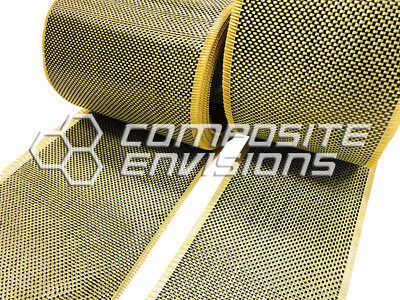 Carbon Fiber Made With Kevlar Fabric Plain Weave 5oz Tape 6