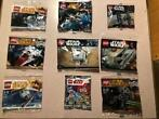 LEGO - Star Wars - Promotional, Seasonal - 9x polybags