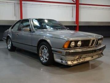 BMW - 635 CSi Sunroof Coupe - 1988