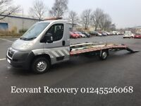 Ecovant Vehicle Recovery Services in Essex we covered Chelmsford Basildon Harlow Colchester Southend