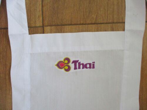 custom thai airway apron catering crew cosplay adult full bib tv show movie prop