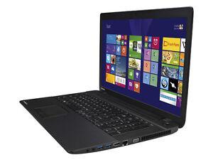 TOSHIBA C50 Core i3 6GB 500GB WIN 10+McOffice 2013 installed