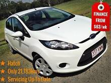 2012 Ford Fiesta Hatchback - Own It From Only $63/wk! Mount Gravatt East Brisbane South East Preview