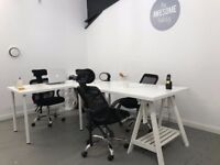 Spare desks in Creative Hackney Studio Available - Beautiful & Also good space for photography