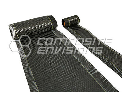 Carbon Fiber Cloth Fabric Plain Weave 3k 5.7oz 4 Tape Toray T300
