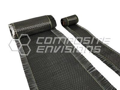Carbon Fiber Cloth Fabric Plain Weave 3k 5.7oz 4 Tape