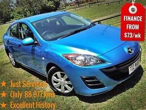 2011 Mazda 3 Sedan - Own It From Only $73/wk! Mount Gravatt East Brisbane South East Preview