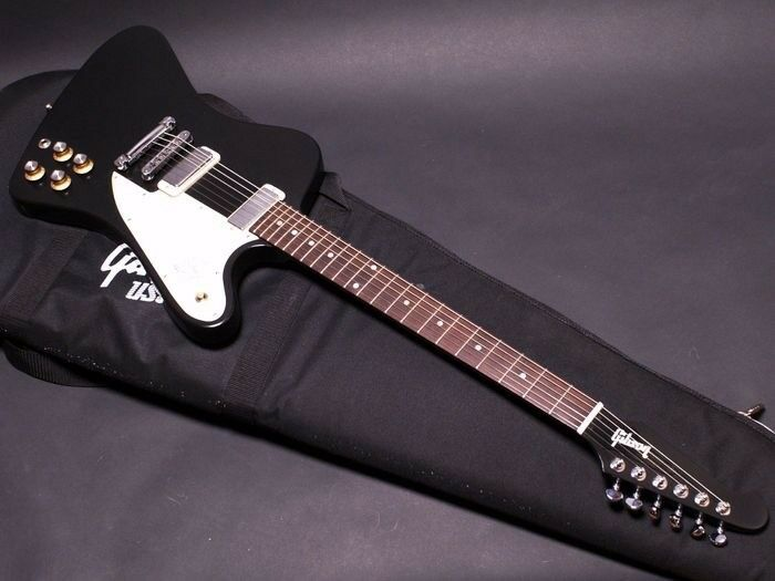 Gibson Firebird Electric Guitar In Ebony In New Town Edinburgh
