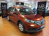 2013 HONDA CR V 2.2 i DTEC SE T 6Sp [Start Stop] 4WD Sat Nav New Shape
