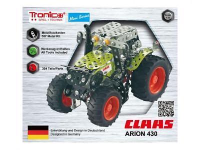Tronico Mini Series Claas Arion 430 Traktor 10010 ab 8 Jahren