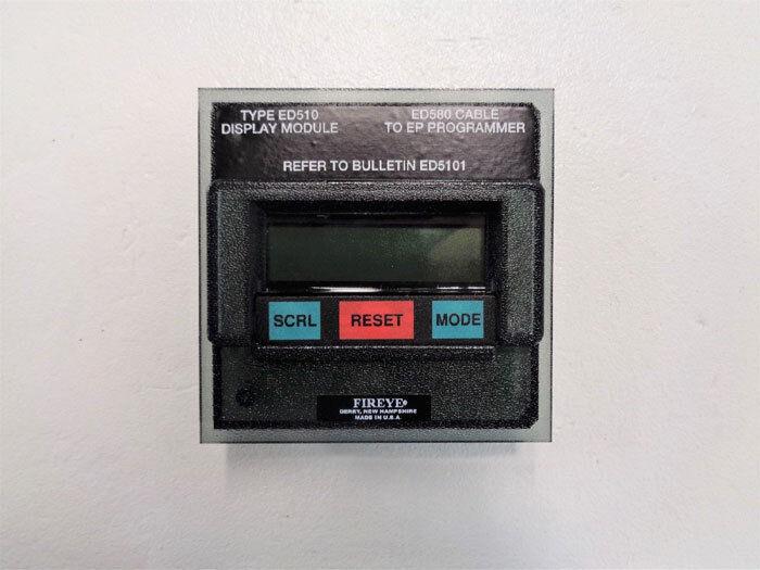 Fireye ED510 Display Module