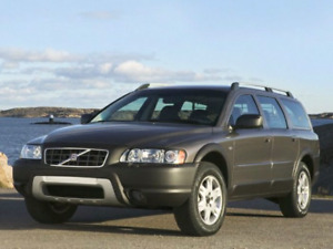 Looking for Volvo xc70 2005 and up