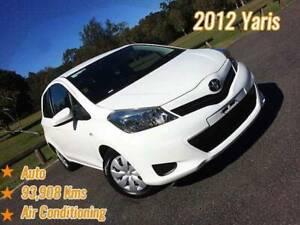 2012 Toyota Yaris YR Auto Mansfield Brisbane South East Preview