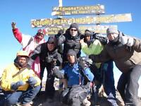 Kilimanjaro Trek 2016: Climb for Spinal Research!