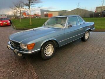 Mercedes-Benz - 450 SL- 1974