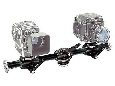 Kenro 131DD 131DDB Tripod Accessory Arm for Four Heads head USA