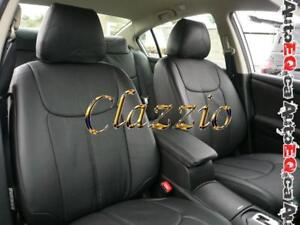 Clazzio Synthetic Leather Seat Covers (Front + Rear Rows) | 2007-2019 Toyota Camry