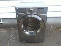 LG Washer (steam cleaning options)